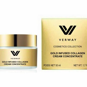 Verway Gold Infused Collagen Cream