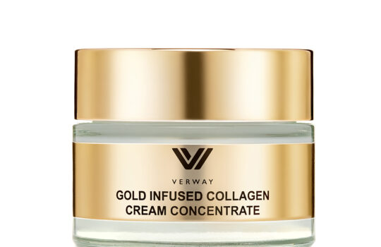 Verway Gold Infused Collagen Concentrate Creme