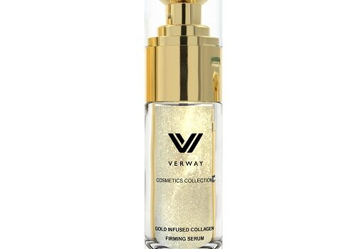 Gold Infused Collagen Firming Serum - anti Aging